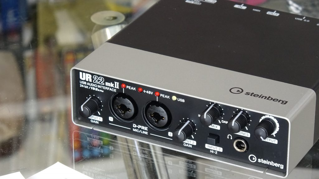 Audio Interface UR22mKII