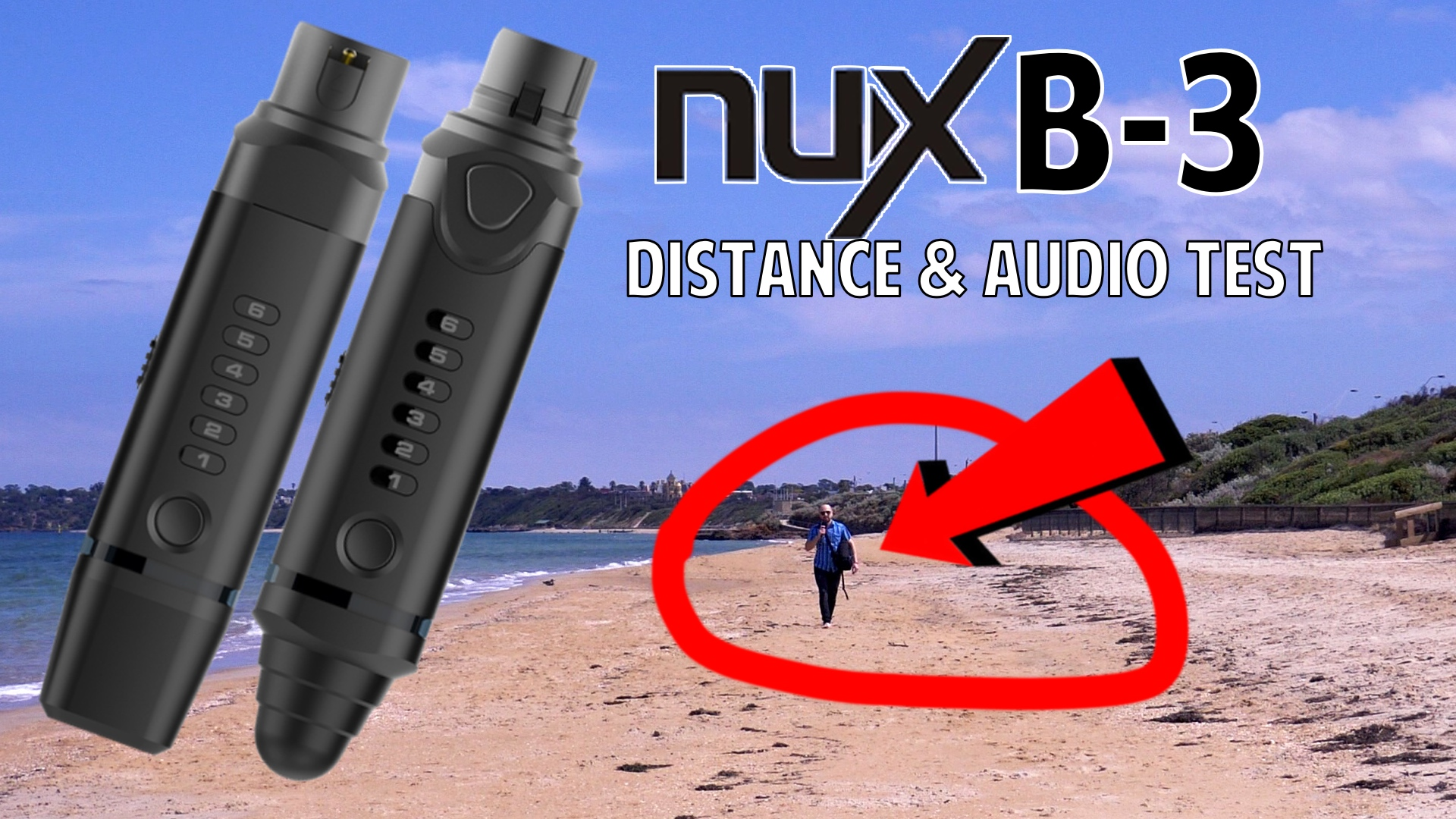 NUX B-3 Wireless Pack