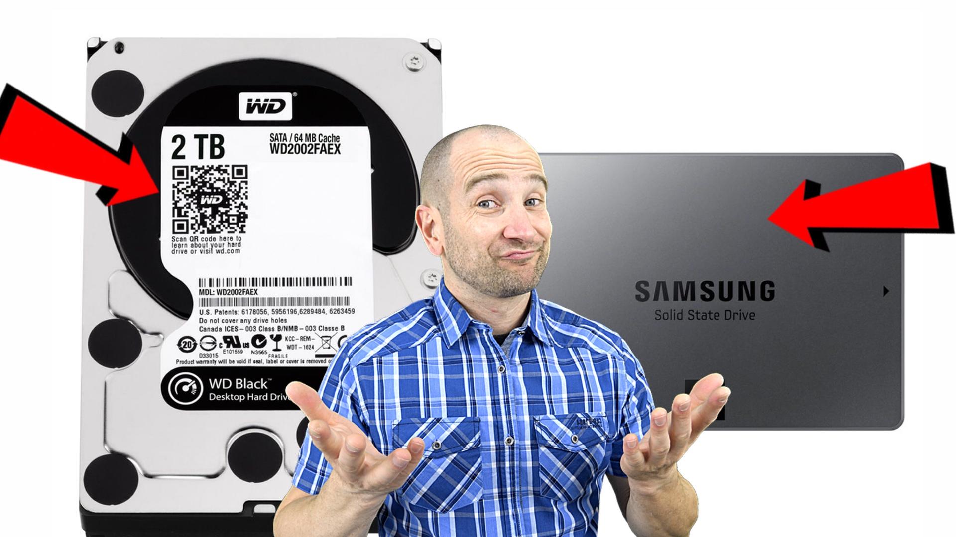 SSD vs Fusion Drive 2019 imac