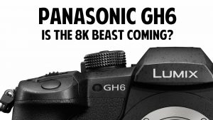 Panasonic GH6 Camera