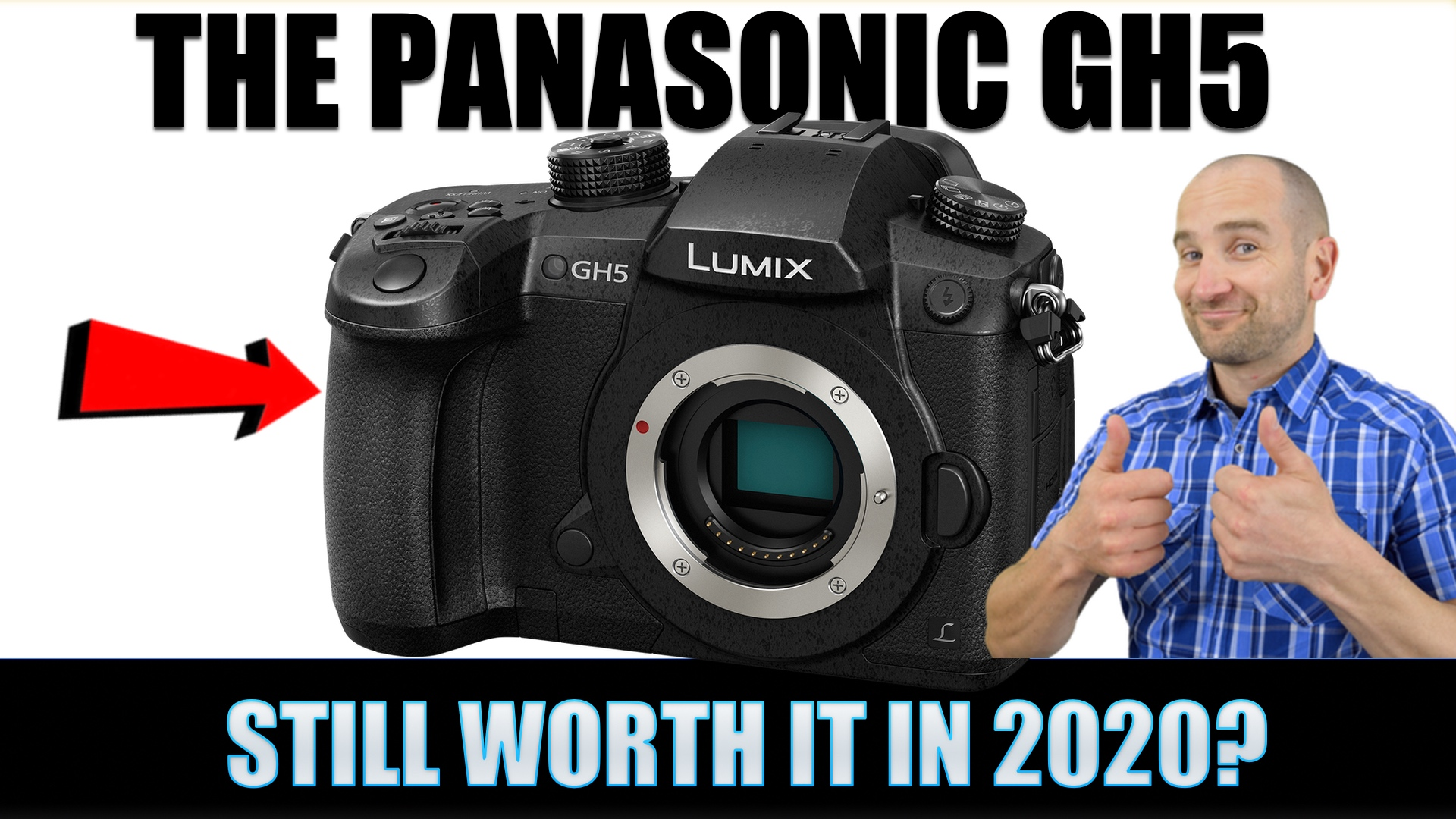 Panasonic GH5 in 2020