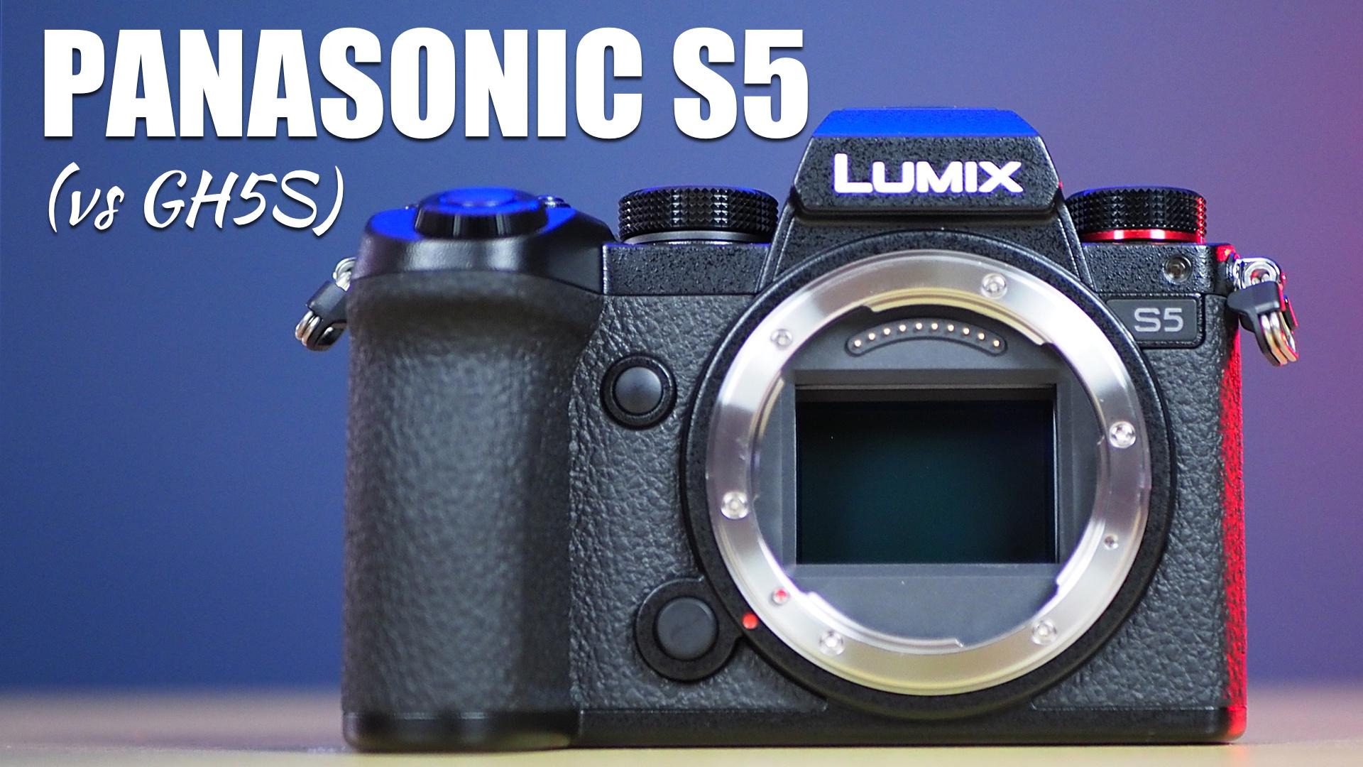 Panasonic Lumix DC-S5 Camera Review