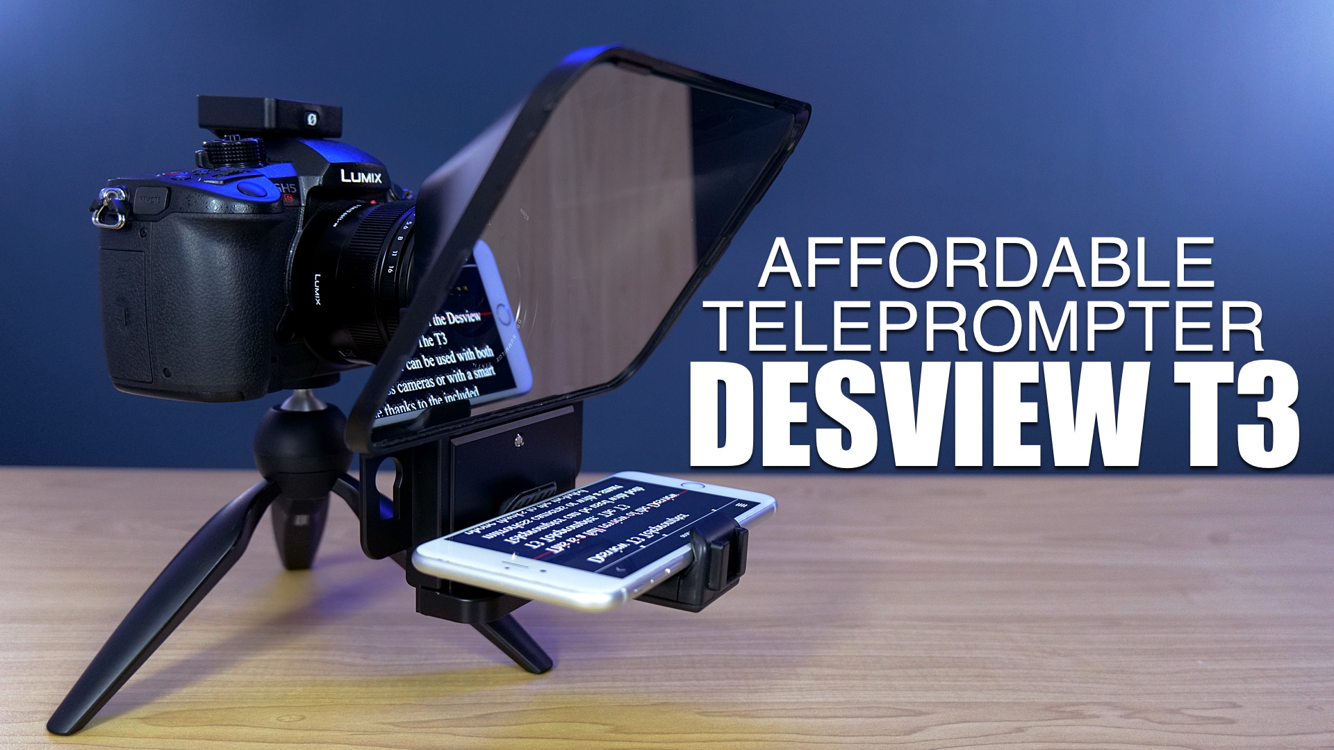 Desview T3 Teleprompter Review